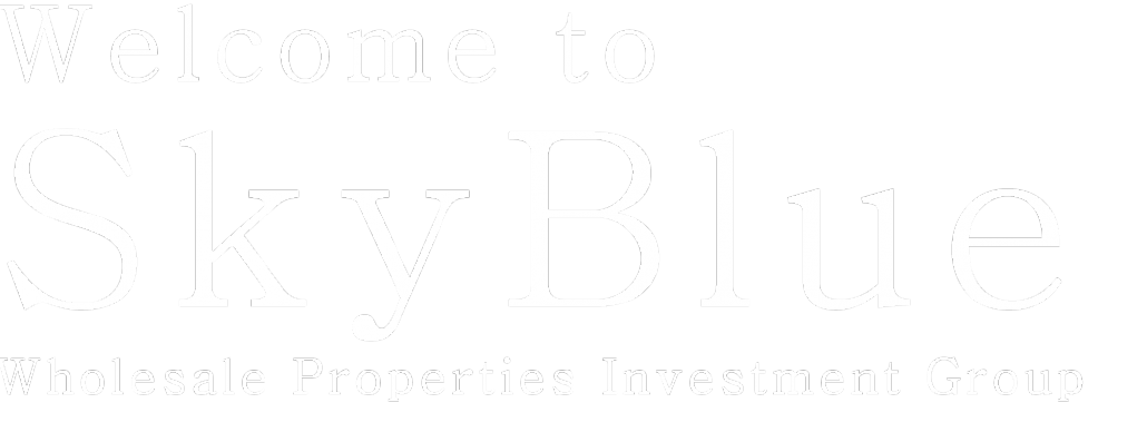 SkyBlue Wholesale Properties Investment Group